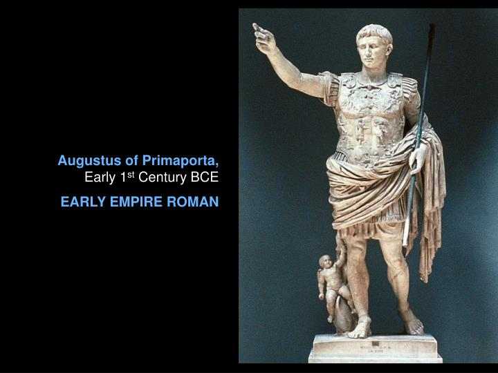 Augustus of Primaporta,