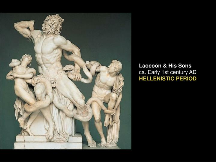 Laocoön & His Sons