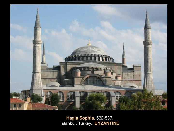 Hagia Sophia,