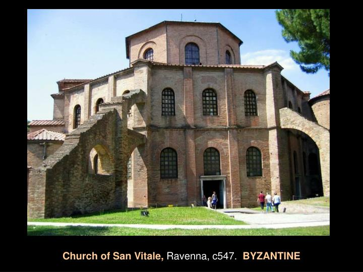 Church of San Vitale,