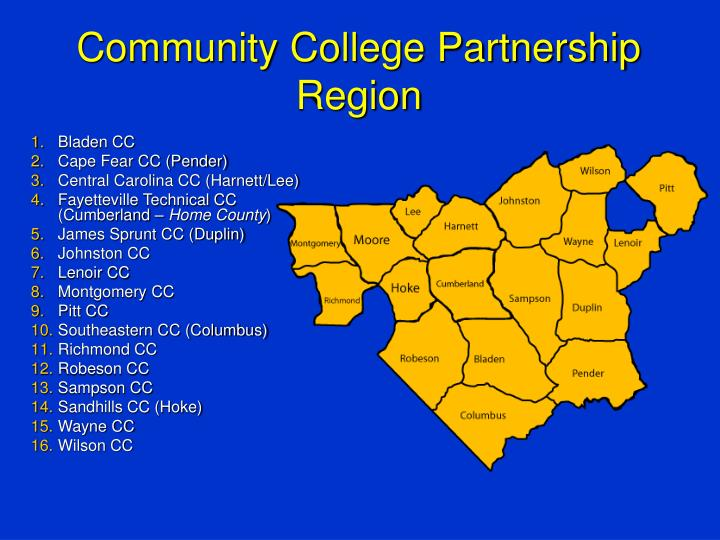 Community College Partnership