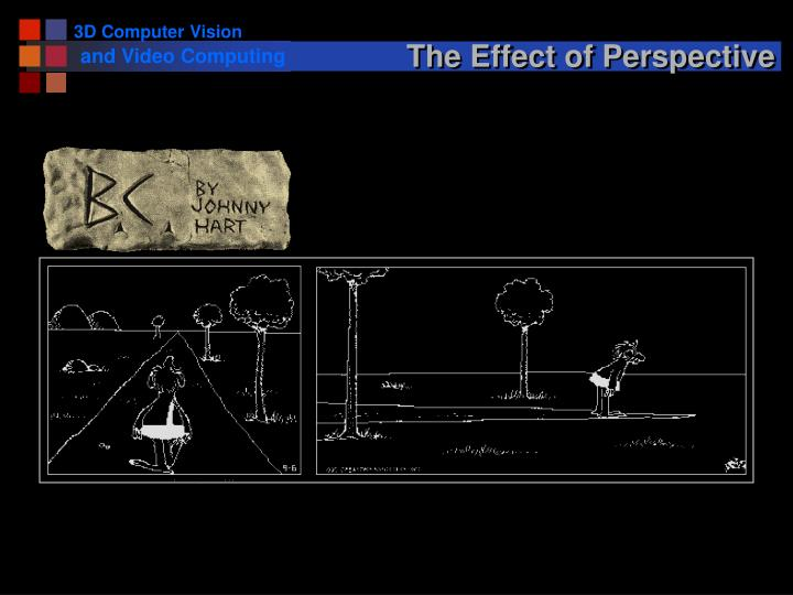 The Effect of Perspective