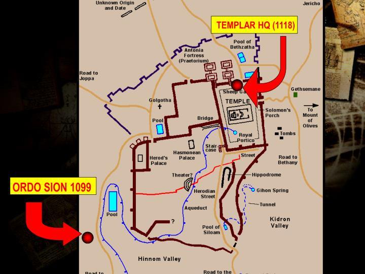 TEMPLAR HQ (1118)