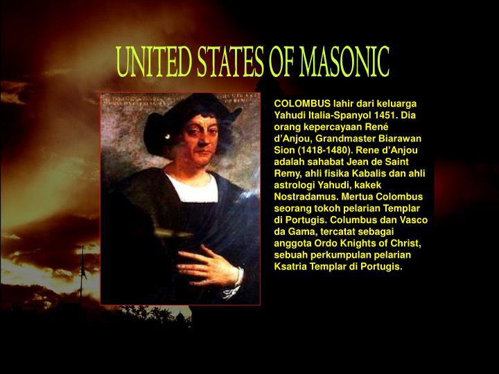 UNITED STATES OF MASONIC