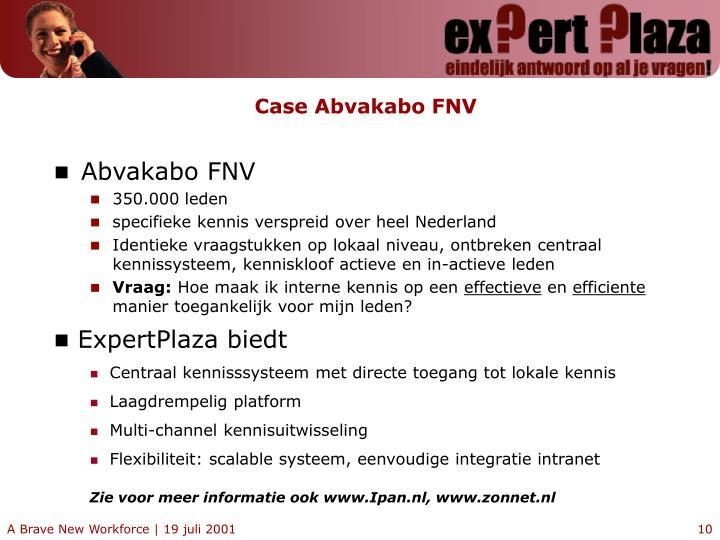 Abvakabo FNV