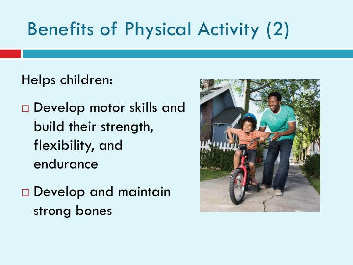 Benefits of Physical Activity (2)