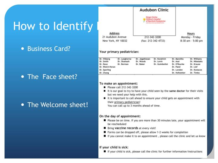 How to Identify PMD?