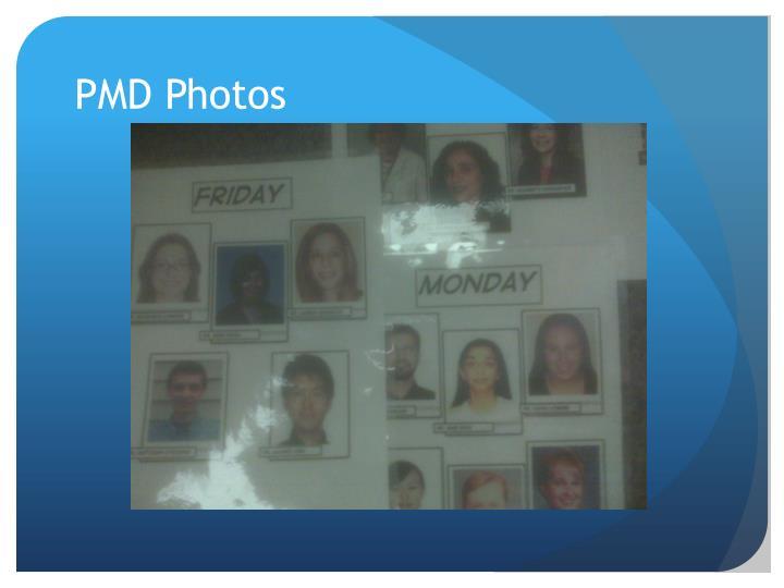 PMD Photos