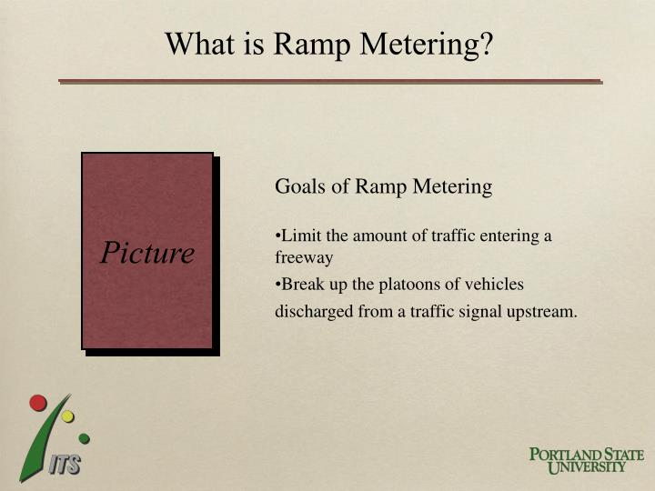What is Ramp Metering?