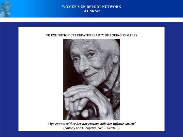 Women's UN Report Network
