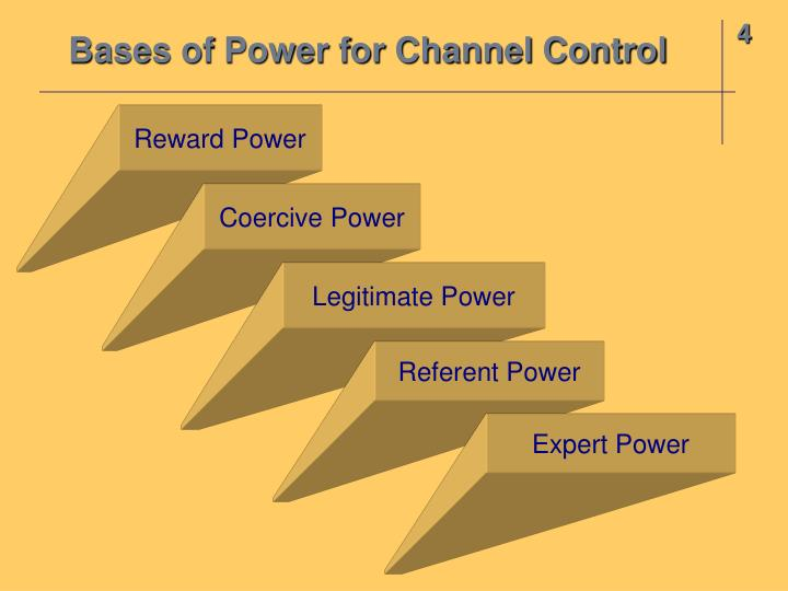 Bases of Power for Channel Control