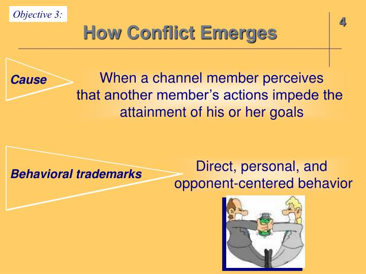 How Conflict Emerges