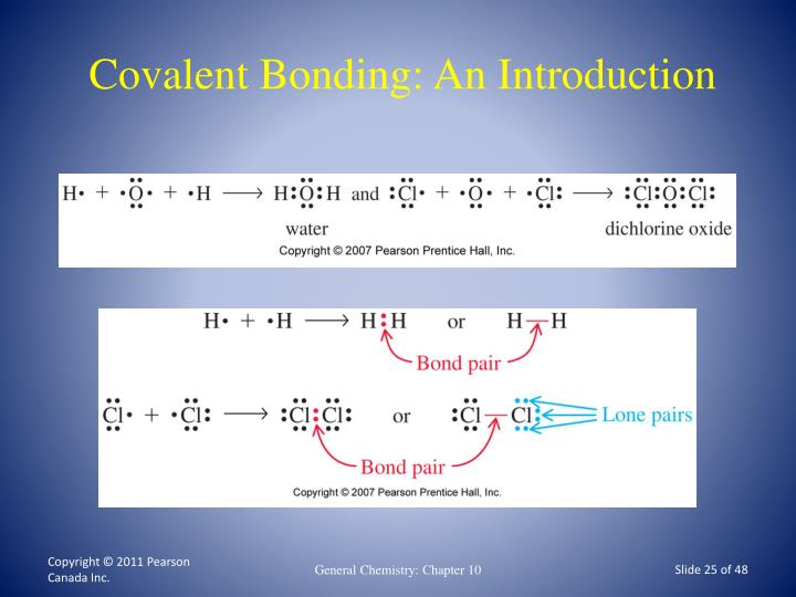 Covalent Bonding: An Introduction