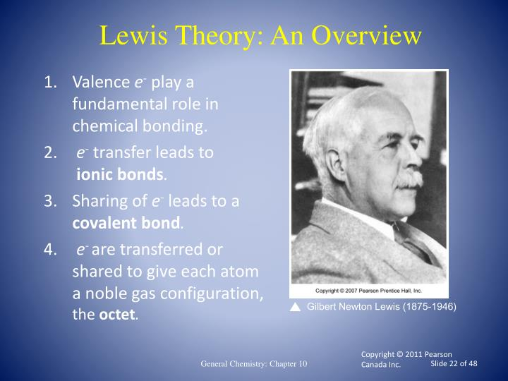 Lewis Theory: An Overview