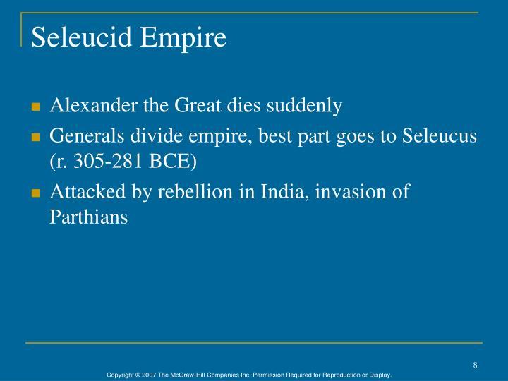 Seleucid Empire