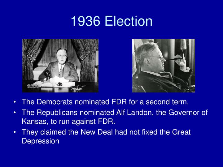1936 Election