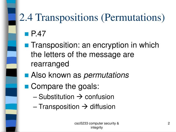 2 4 transpositions permutations