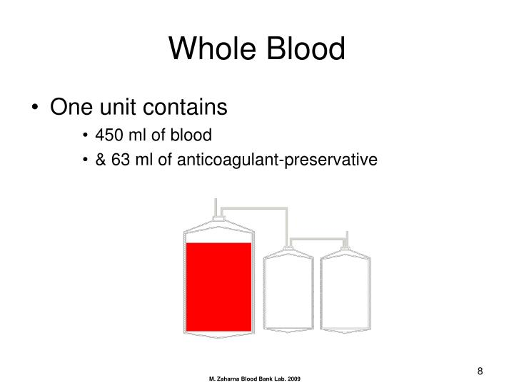 Whole Blood