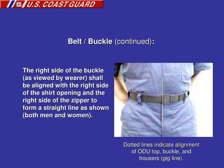 Belt / Buckle