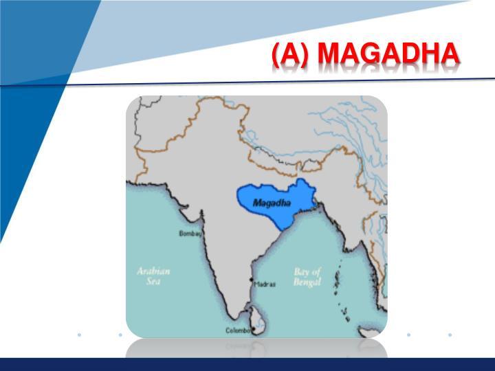 (A) MAGADHA