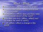 affect effect1