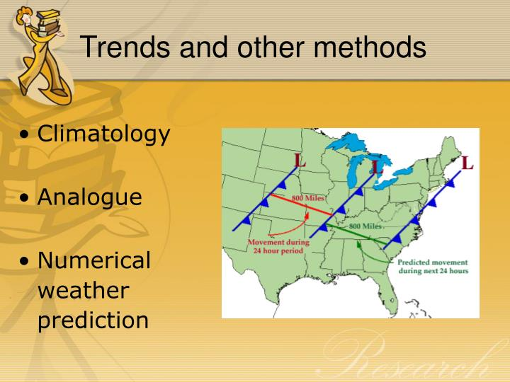 Trends and other methods