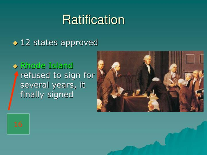 12 states approved