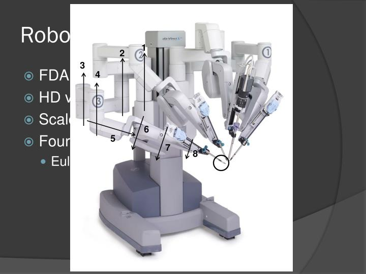 Robot Information