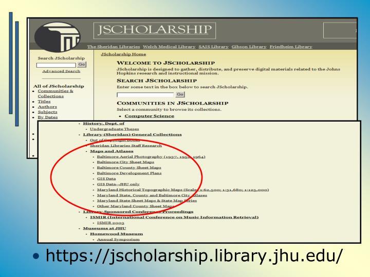 https://jscholarship.library.jhu.edu/