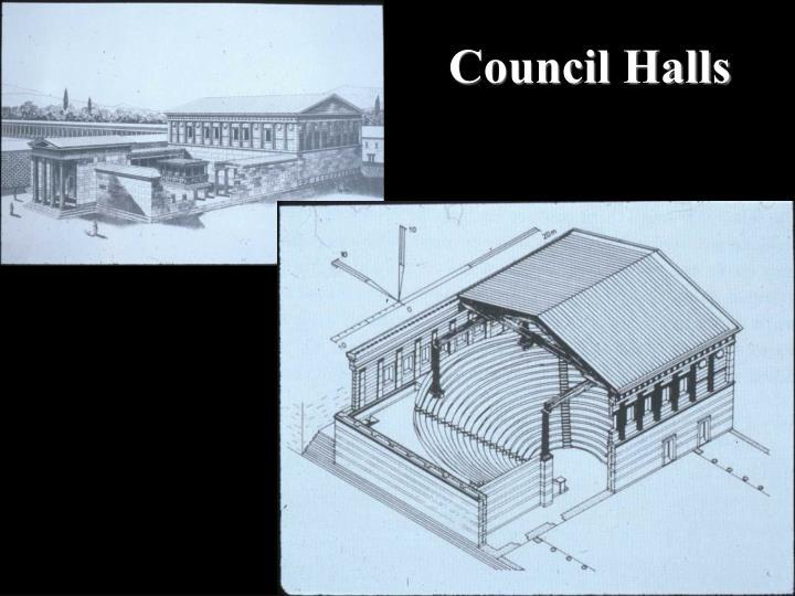 Council Halls