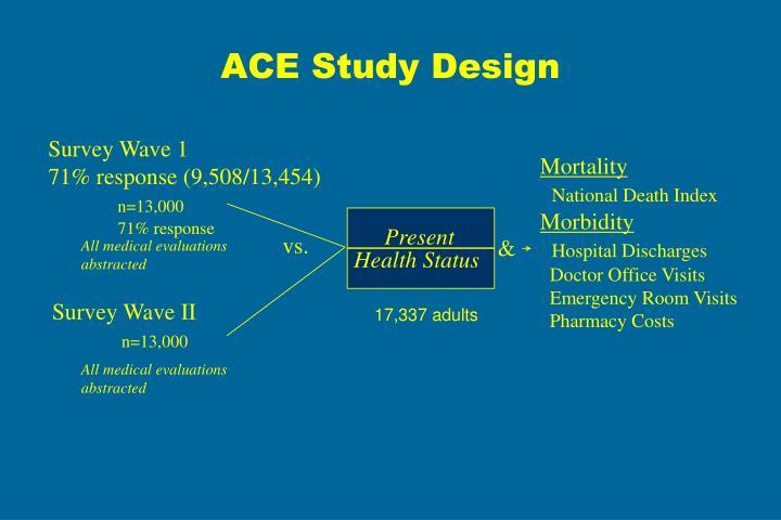 ACE Study Design