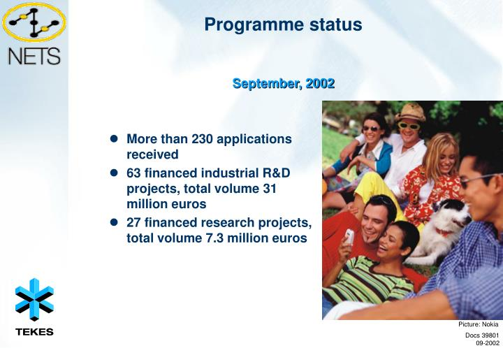 More than 230 applications