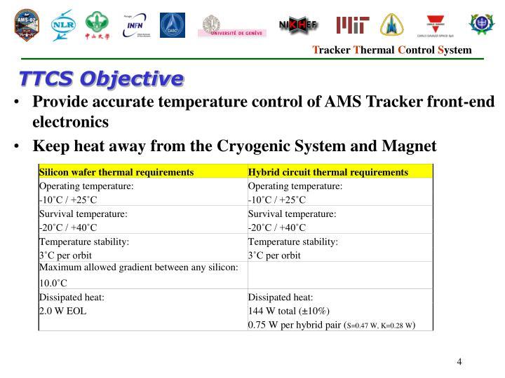TTCS Objective