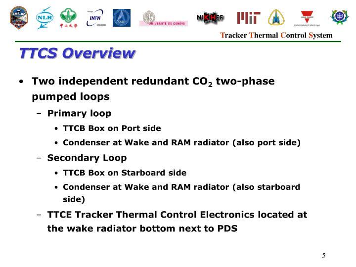 TTCS Overview