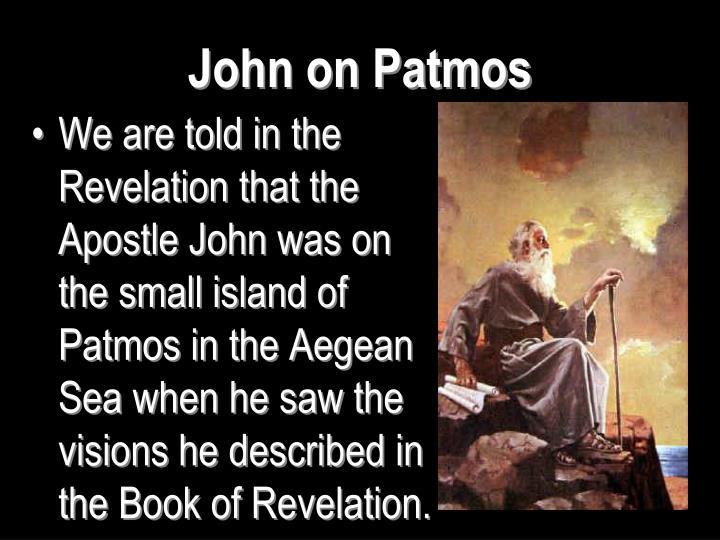 John on Patmos
