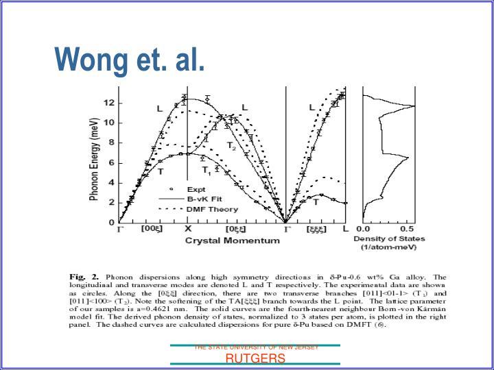 Wong et. al.
