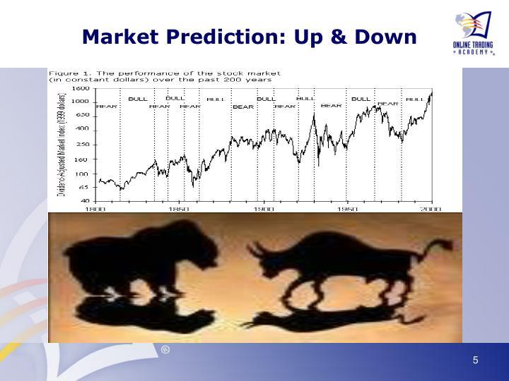 Market Prediction: Up & Down