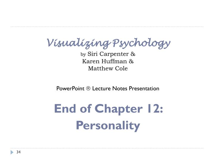 psychology chapter 10 notes Study flashcards on social psychology chapter 9 prejudice at cramcom quickly memorize the terms, phrases and much more cramcom makes.