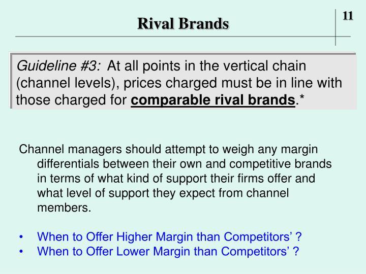 Rival Brands