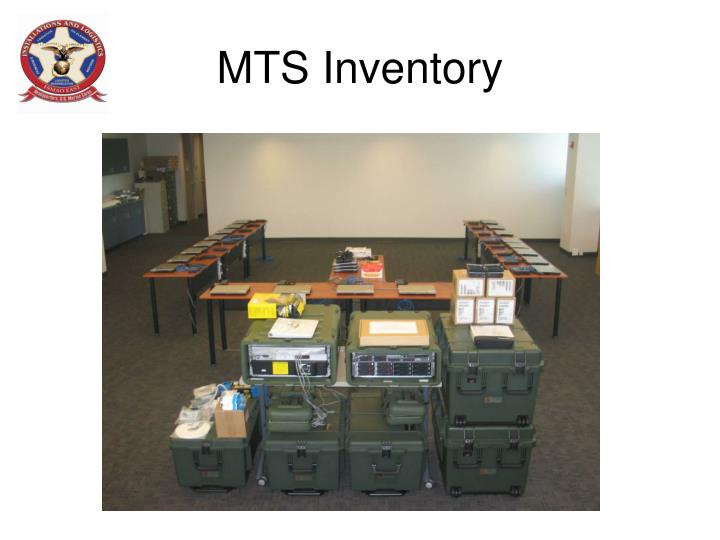 MTS Inventory