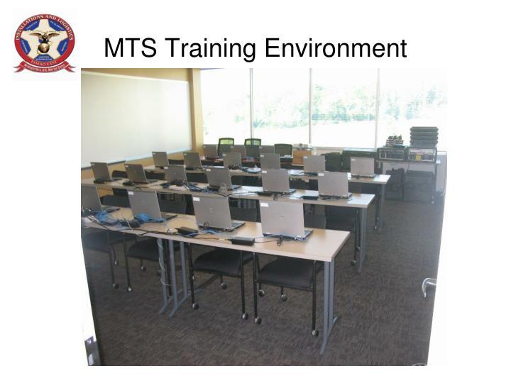MTS Training Environment
