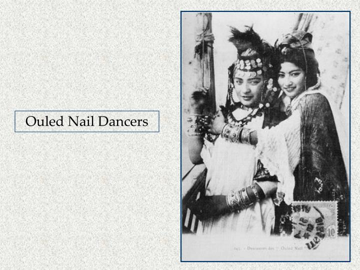 Ouled Nail Dancers