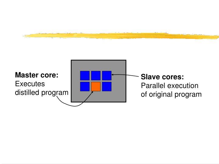 Master core: