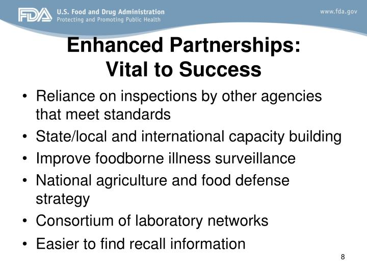 Enhanced Partnerships: