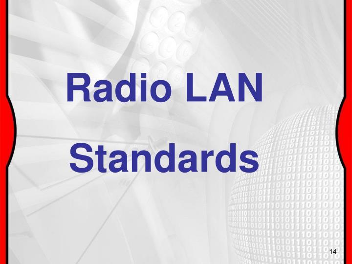 Radio LAN