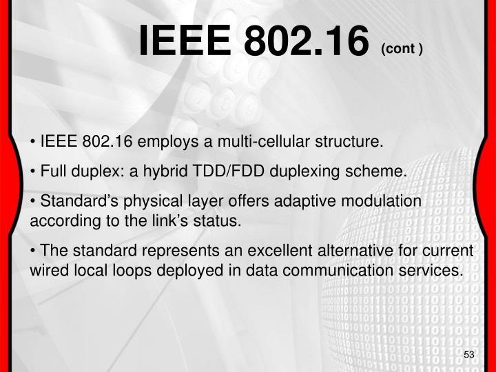 IEEE 802.16
