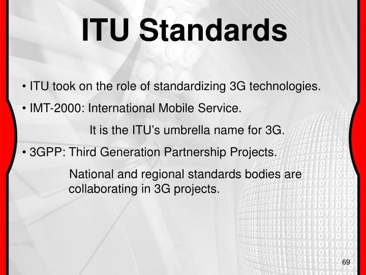 ITU Standards