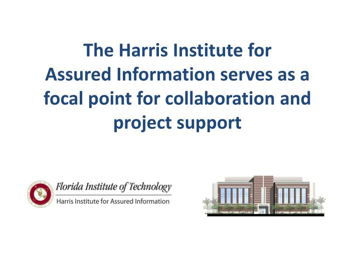 The Harris Institute
