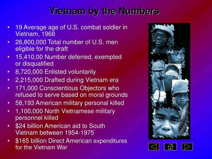 Vietnam by the Numbers