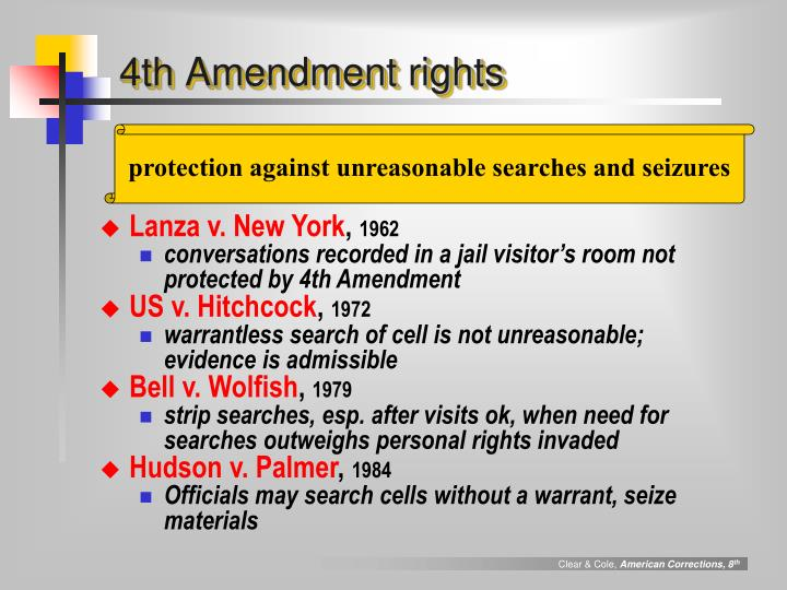 4th Amendment rights